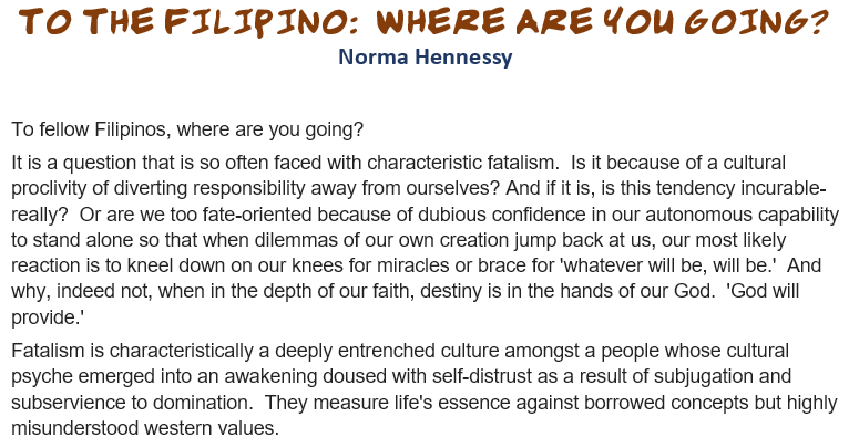 essay about filipino culture and values Essay about filipino culture and values by carrying out a scholar essay, it'll give a possiblity to express yourself at university to you publishing a essay should entail a definite understanding of troubled responsibilities such that it will undoubtedly be regular and well custom-written report that is.
